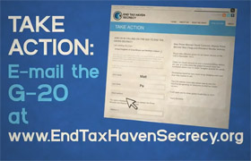 End Tax Haven Secrecy